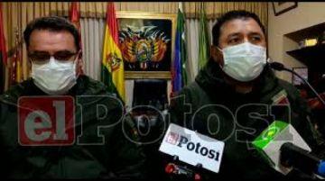 Policía aprehende a prófugo sospechosos de asalto a mano armada