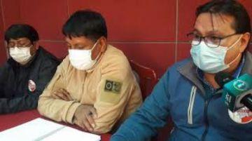 Sedes comienza la vacunación a personas a partir de los 30 años en Potosí