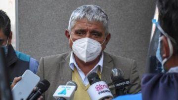 Arias se reunió con gremiales y choferes para plantearles medidas restrictivas; espera respuesta