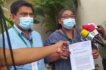Dos asambleístas indígenas del Beni denuncian que tratan de reemplazarlos de forma ilegal y sin consenso