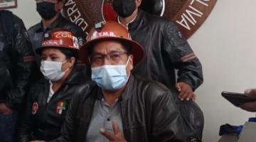 Mineros dicen que llamar patriarcal a la COB es querer dañarla