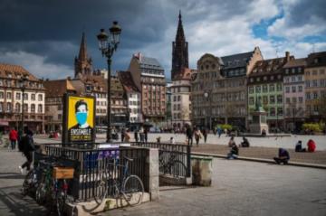 Francia detecta un foco de contagio de la variante Delta de coronavirus