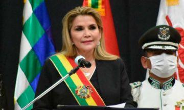 TSJ envía al Legislativo requerimientos acusatorios para juicio de responsabilidades contra Añez