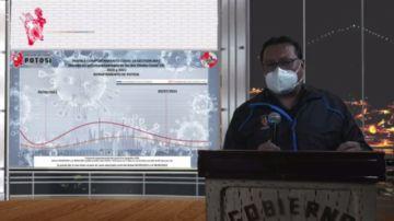 Potosí está en pleno ascenso de casos, exhortan aumentar cuidados