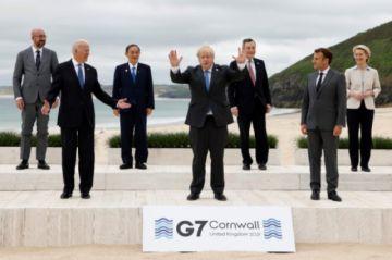 El G7 se compromete a combatir la pandemia, el cambio climático y los desafíos de China y Rusia