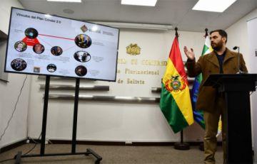 Bolivia espera que Ecuador coopere en la investigación del caso gases y proyectiles