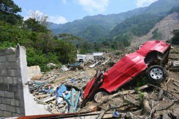 Lluvias dejan cinco muertos y más de 185.500 afectados en Guatemala desde mayo