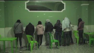 Operativo encuentra a medio centenar de jóvenes infractores