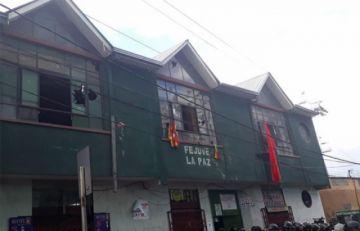 Surge una Coordinadora de 18 entidades a la cabeza de Fejuve-La Paz y rechaza más restricciones
