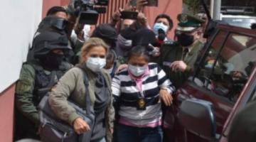 La expresidenta Áñez cumple 3 meses en la cárcel, lamenta no estar en familia en su natalicio