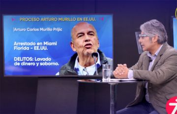 Gobierno admite que cuando Murillo cumpla su condena en EEUU recién se activará la extradición