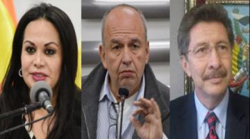 Ordoñez: Lizárraga pidió a Sánchez Berzaín gestionar préstamo de agentes químicos de Ecuador
