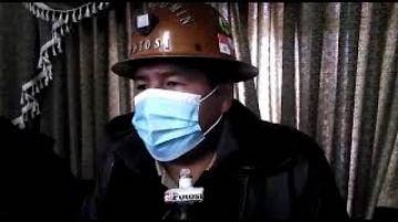 Edgar Huallpa desmiente apropiación de recursos de Fedecomin