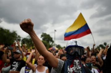 Comité de Paro en Colombia le da un respiro al gobierno y suspende protestas