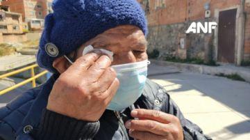 El Alto: Celia tiene cáncer, perdió a su hija por la misma enfermedad, pide ayuda para su nieta