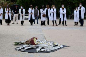 Las muertes en Madrid, epicentro español de la pandemia, escalaron un 41% en 2020