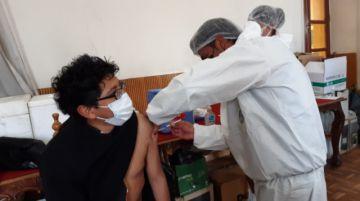 La vacunación masiva llega a la Alcaldía