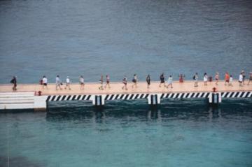 Regresan cruceros al Caribe mexicano tras 15 meses ausentes por la pandemia
