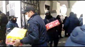Intendencia destruirá 267 paquetes de cerveza de contrabando