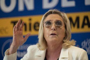 La derechista Le Pen espera un fuerte apoyo en las elecciones regionales francesas