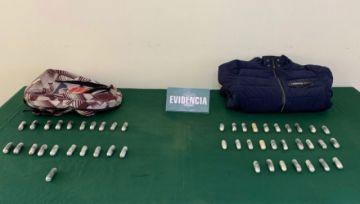 En Chile detienen a un boliviano que llevaba 654 gramos de pasta base de cocaína