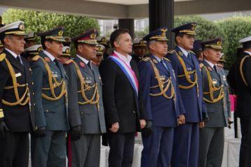 Lima dice que presunto complot contra la asunción de Arce debe ser llevado a un proceso penal