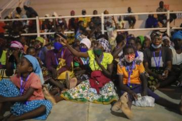 El número de desplazados por guerras y crisis se duplicó en 10 años, según la ONU