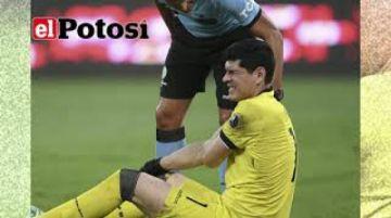 Vea las imágenes del partido Bolivia Vs. Chile
