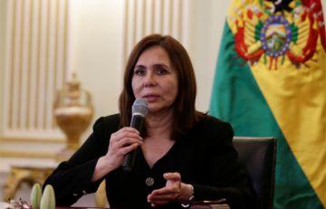 La excanciller Longaric declaró ante la Fiscalía vía zoom por caso Murillo-gases lacrimógenos