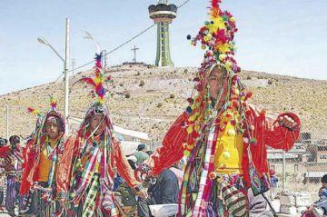Folcloristas plantearán suspensión de entradas de Ch'utillos