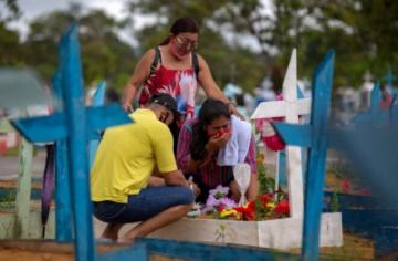 "La pandemia, una ""bomba de tiempo"" para Brasil, advierte experto"