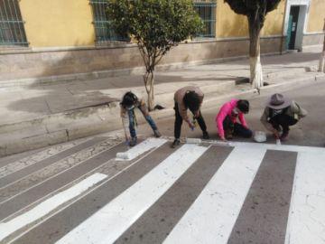 Scouts mejoran la señalización vial aprovechando el encapsulamiento