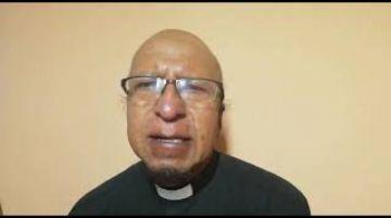 El Padre Miguel Albino reflexiona que solo hay un Dios para juzgar