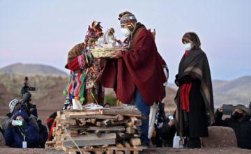 Bolivia retoma festejo del año nuevo andino luego de dos años