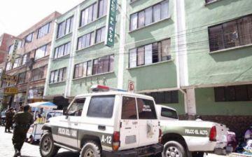 La Policía recupera al menos 11 celulares en tres intervenciones en La Paz y El Alto