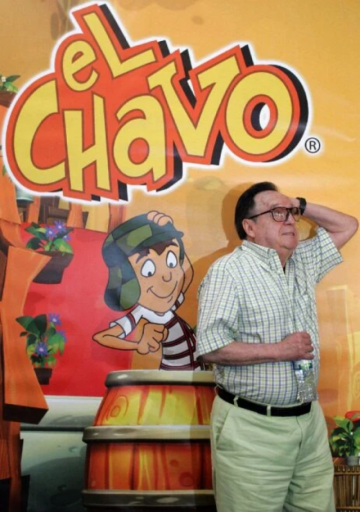 """Fuera del aire, México recuerda 50 años del debut del """"Chavo del Ocho"""" en la TV"""