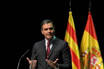 """El gobierno español indultará el martes a separatistas catalanes en nombre de la """"reconciliación"""""""