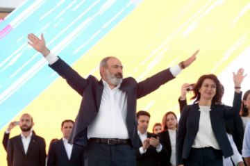 El primer ministro gana las legislativas en Armenia pese a la derrota militar ante Azerbaiyán