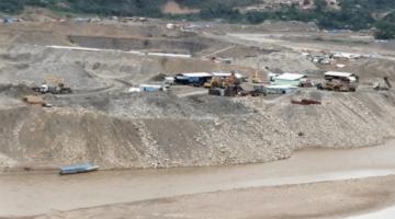 ANF: Familias de comunidad Leco sufren estragos por explotación de una cooperativa minera en Mapiri