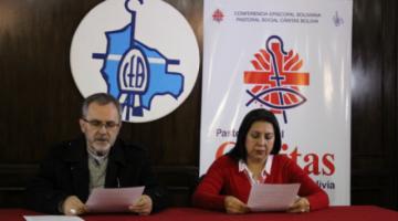Cáritas lanza campaña para ayudar a migrantes en el país