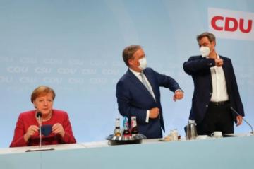 Los conservadores alemanes esbozan la era pos-Merkel