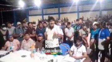 Video revela que Evo Morales apoyó la sucesión constitucional de Áñez para garantizar elecciones