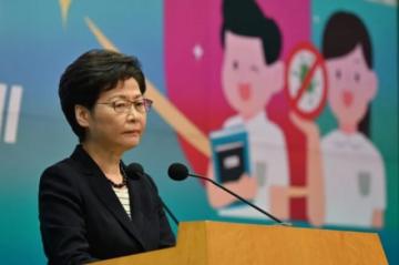 """La prensa no debe incitar a la """"subversión"""", según las autoridades de Hong Kong"""