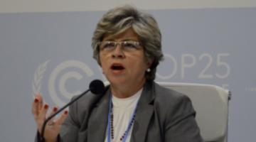 Brasil concede refugio provisional a exministra Pinckert, según abogado Valda