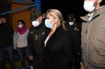 Tras la difusión del video de Evo Morales, pedirán liberar a  Jeanine Añez