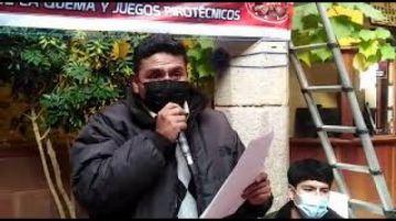 Multas por encendido de fogatas van de 200 a 2.000 Bolivianos