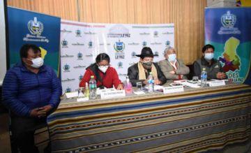 El COED de La Paz ratifica restricciones para frenar propagación del coronavirus