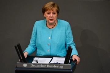"""La Unión Europea debe buscar un """"contacto directo"""" con Rusia, opina Merkel"""