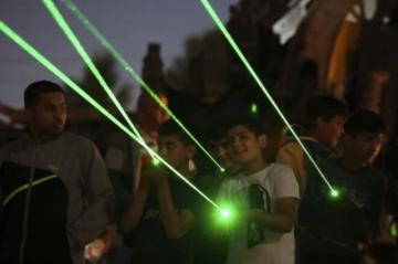 El ruido nocturno, la nueva táctica de los palestinos para expulsar a los colonos