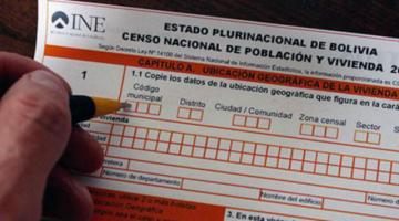 Gobierno evalúa condiciones técnicas para realizar el censo, según diputado del MAS